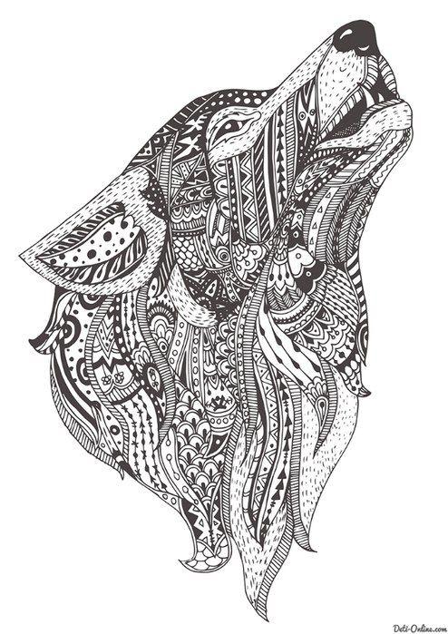 Антистресс (Раскраски) – 287 фотографий | Mandala design ...