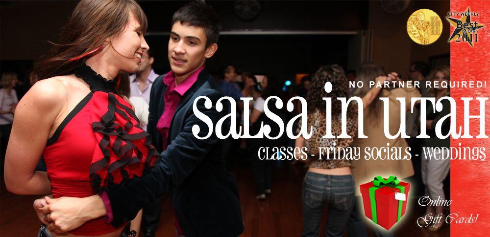 utah salsa dancing - classes for anniversary?