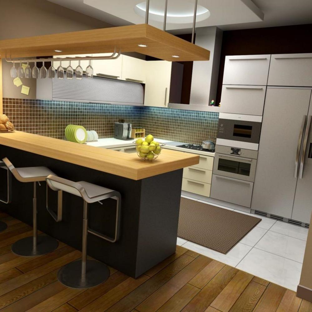 Best Kitchen Cabinet Arrangement With Images Simple Kitchen 640 x 480