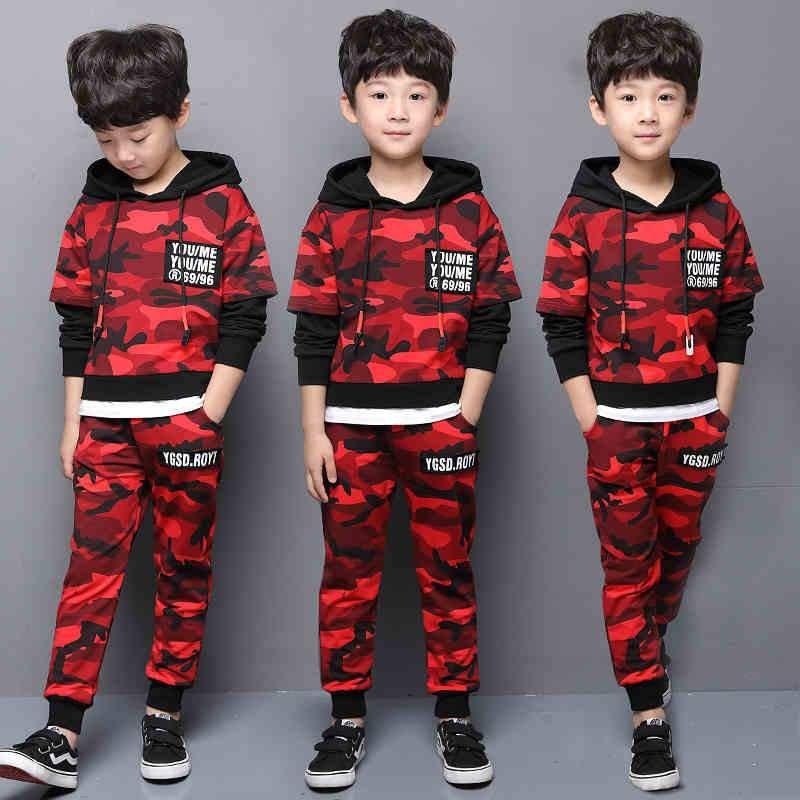 New Boy Clothes Set New Fashion Kids Boys Clothes 2pcs Hoodie+Pants   Boy  outfits, Kids fashion, Kids outfits