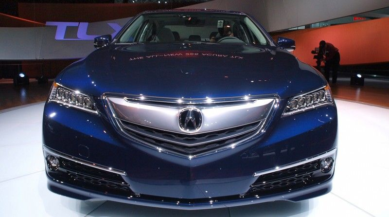 Fixing the Acura Woodchuck Nose Is Easy Speculative