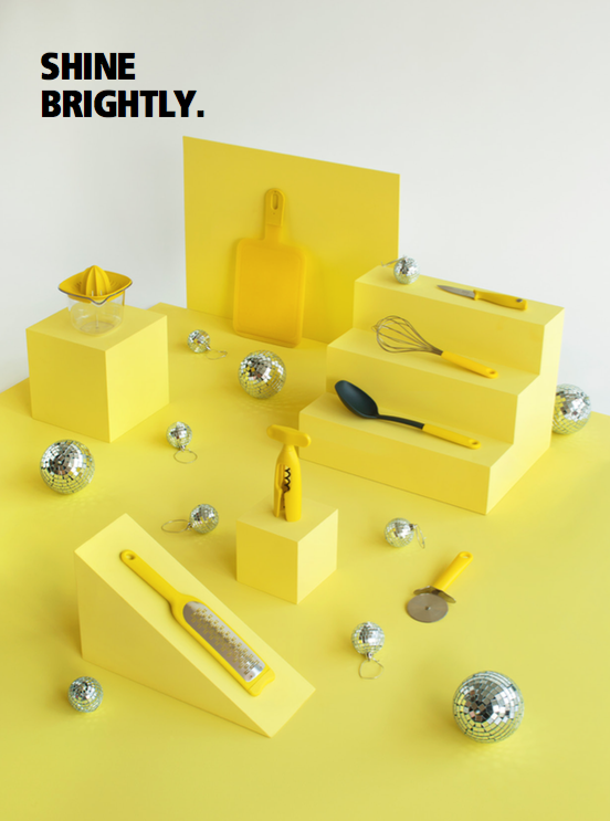 Shine brightly this festive with our range of fun & funky kitchen tools #Gift #Christmas #Festive
