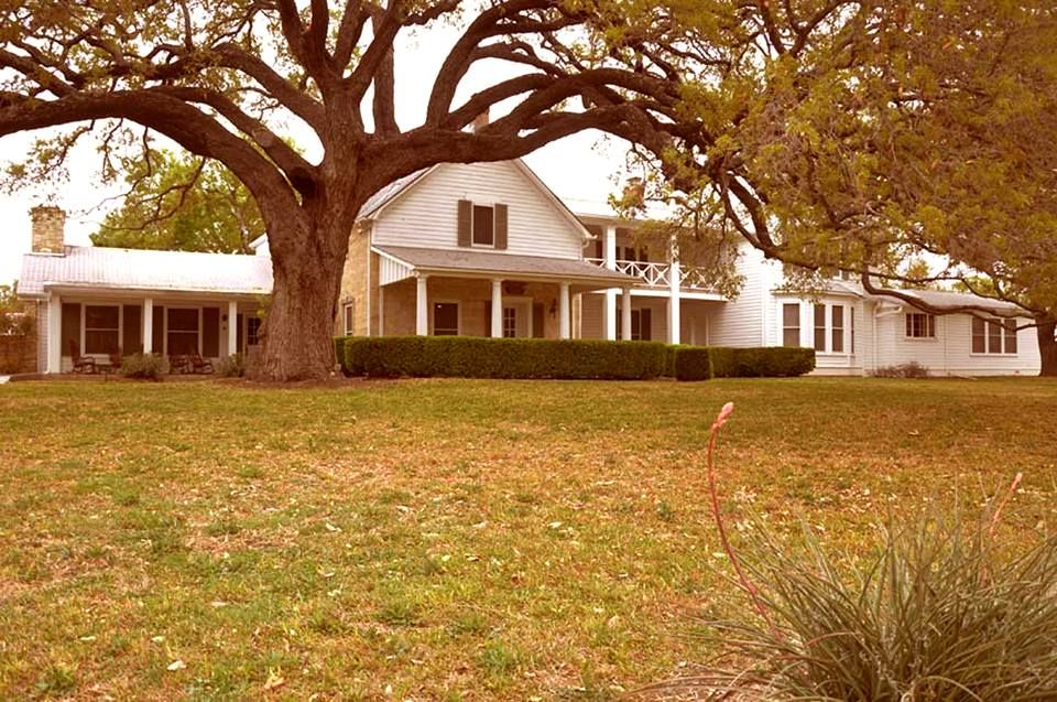 Lbj ranch home of our 36th president lyndon baines johnson in lbj ranch home of our president lyndon baines johnson in stonewall texas publicscrutiny Image collections