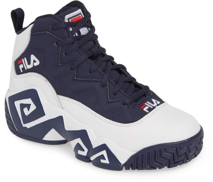 FILA MB High Top Sneaker (Big Kid