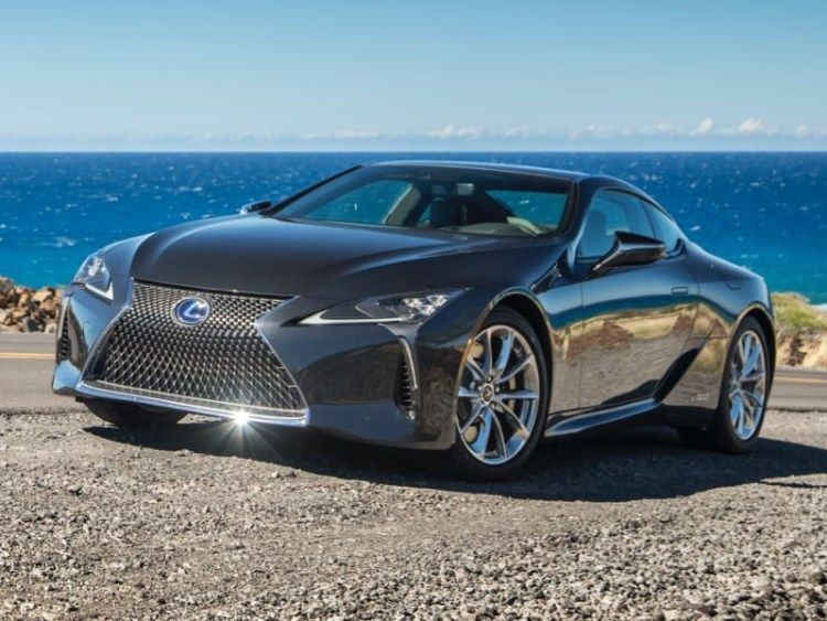 2018 Lexus LC 500h Hybrid Luxury Sport Coupe A Blast From