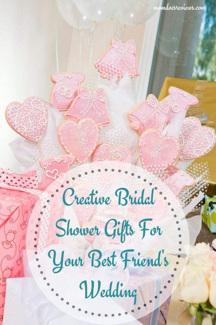 creative bridal shower gifts for your best friends wedding