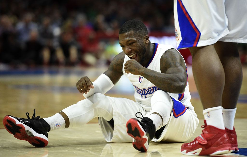 83e809522fcdd1 SoleWatch  Nate Robinson Wears the  Bred  Air Jordan 11 ...