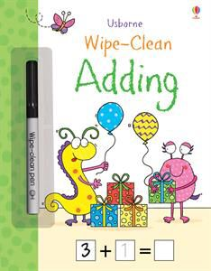 Scholastic childrens wipe clean book set with marker
