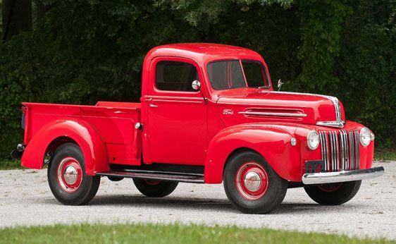 1945 Ford Pickup Ford Pickup Trucks Ford Pickup Pickup Trucks