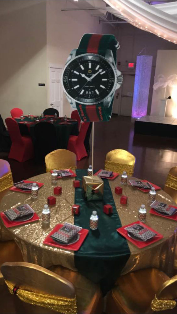 Gucci Birthday Party Ideas In 2019 Gucci Party Party