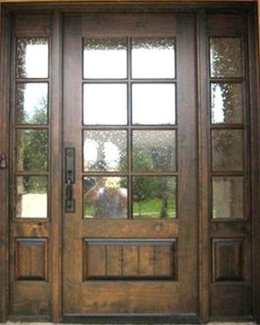 Bungalow Door
