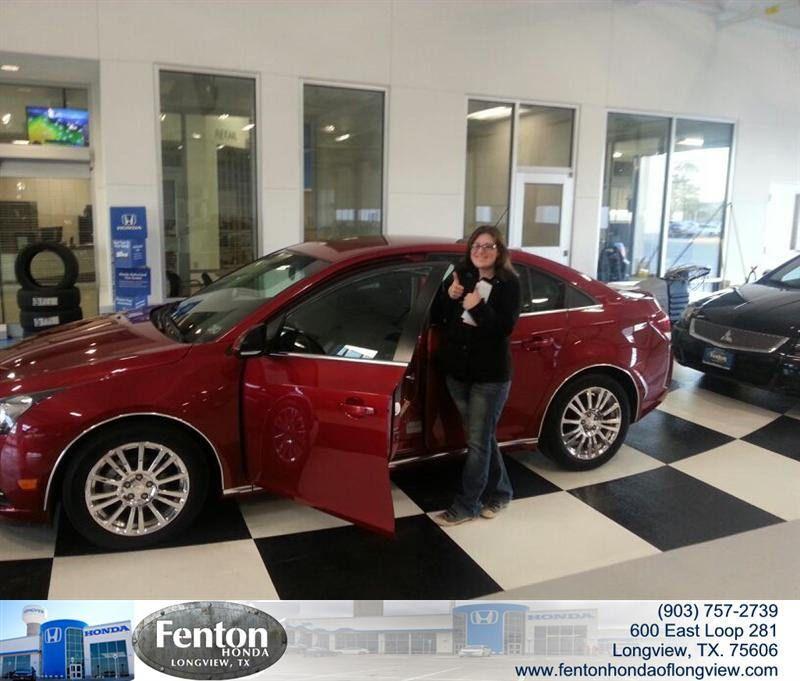 #HappyAnniversary To Tyler Jones On Your 2012 #Chevrolet