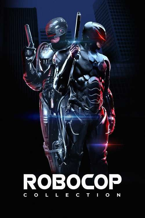 RoboCop Collection Poster   TPDb
