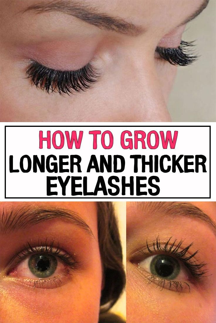 How To Make Lashes Longer With Mascara