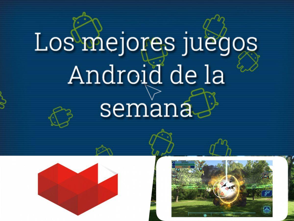 Conoce Sobre Los Mejores Juegos Android De La Semana Piloteer A