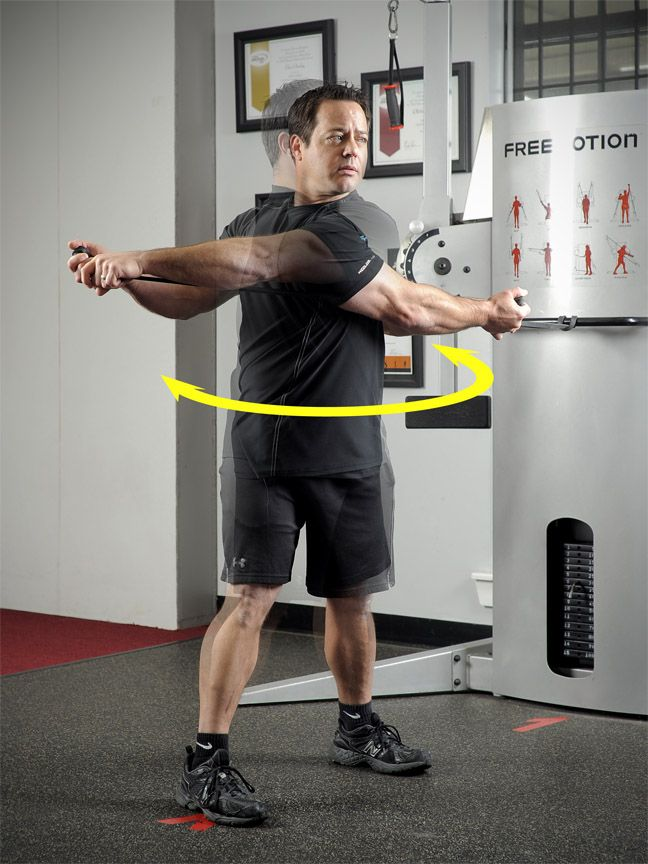 Pin On Golf Fitness