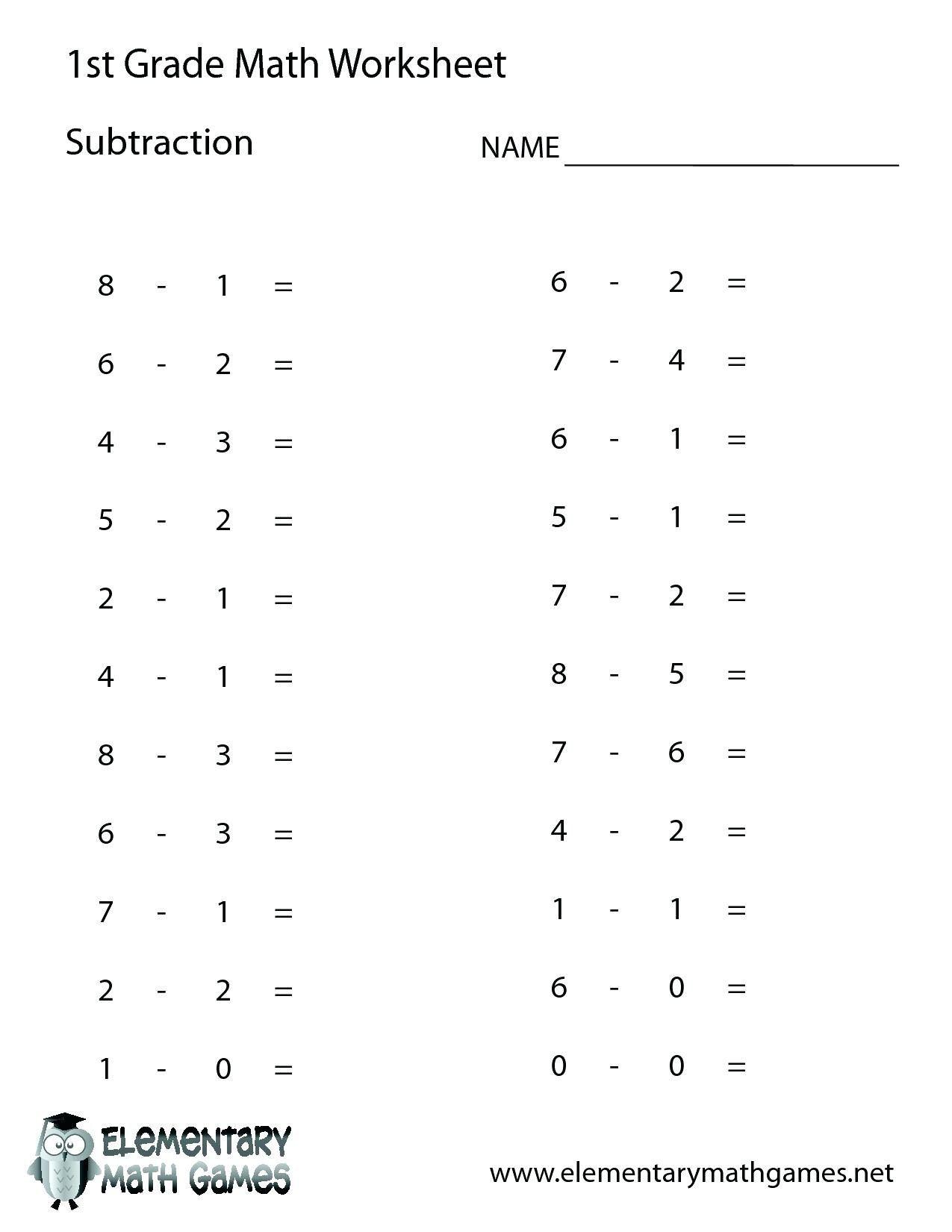 Free 7th Grade Math Worksheets