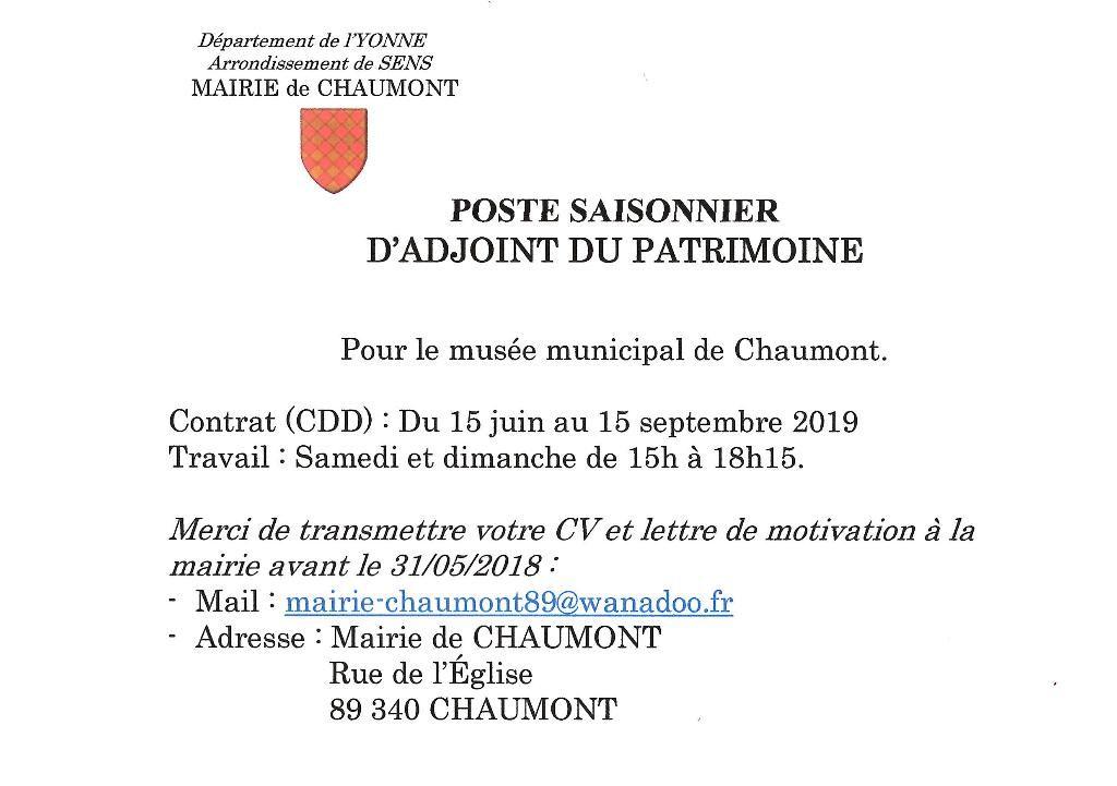 Accueil Chaumont Sur Yonne Accueil Changement Adresse