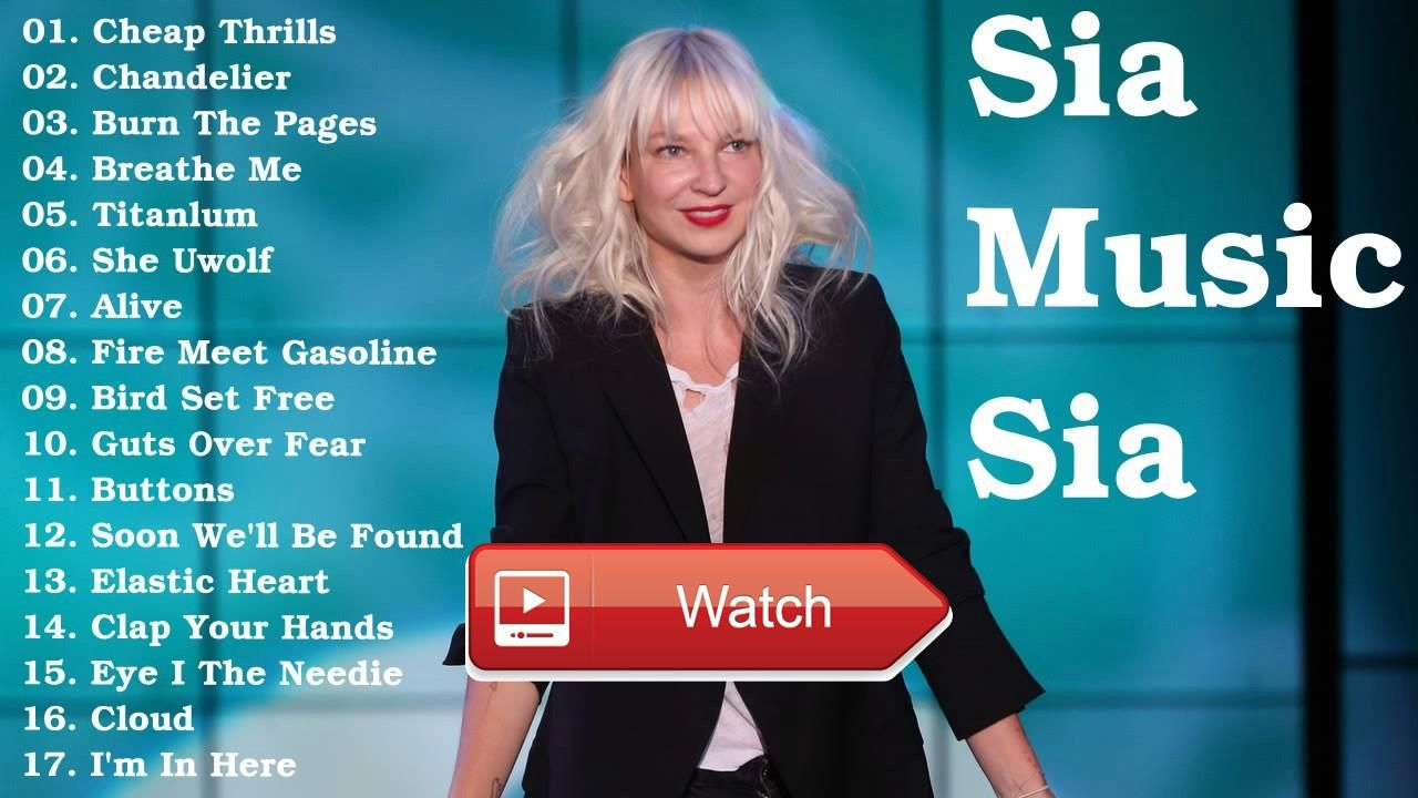 The 25+ best Sia all songs ideas on Pinterest   Songs by sia ...