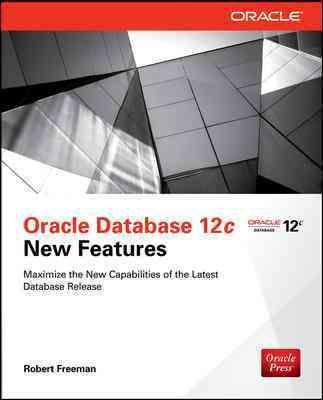 Oracle Database 12c New Features Deepak Pinterest