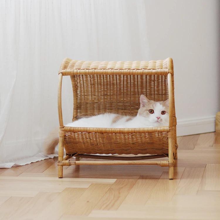 Basket Cooling Home Décor Cushion Weave Braid Designer