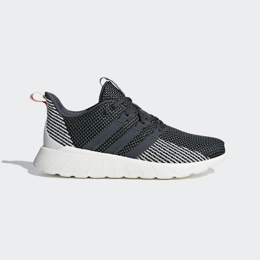 Questar flow shoes core black grey six dust pink