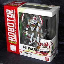 Robot Spirits 066 Nirvash Type Zero Side Lfo Eureka Seven Japan