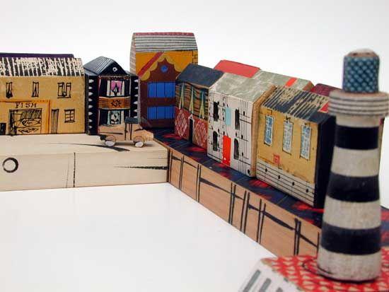 Sam Smith, wooden toys.