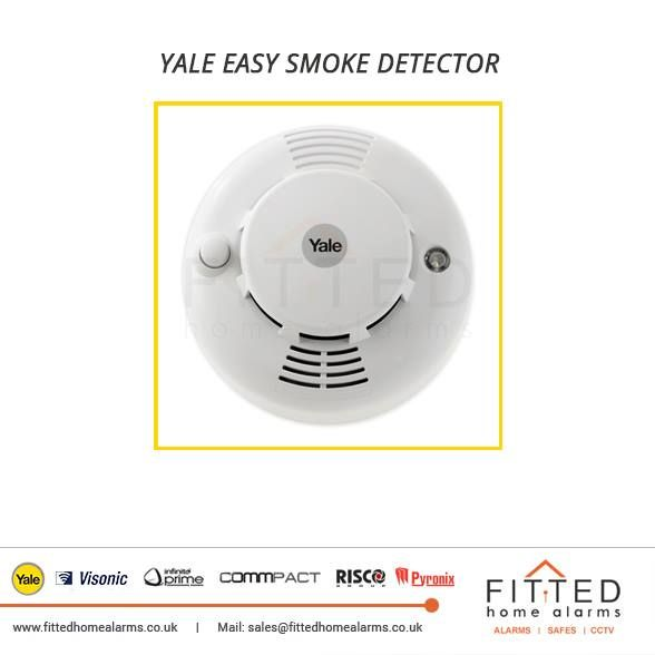 High Wycombe Home Security Alarm Smoke Easy