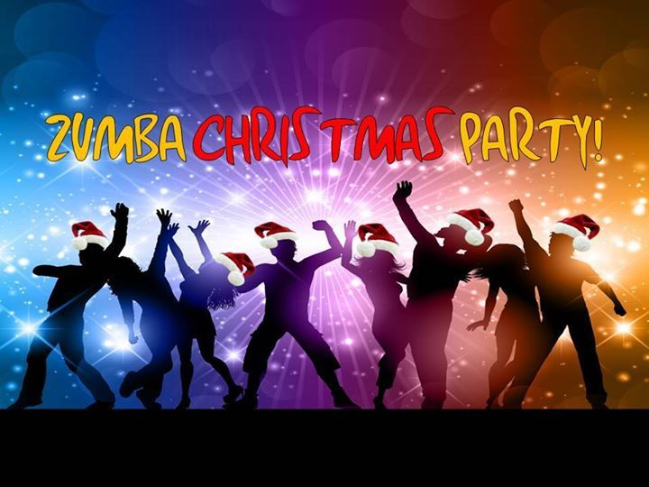 Zumba Christmas Party With Carla Dublin Zumba Party Christmas Party Zumba