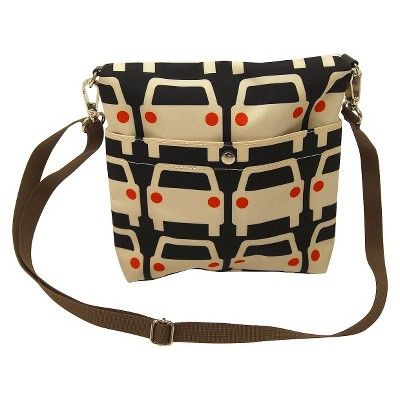 Orla Kiely Crossbody Large Cars Women S Blue