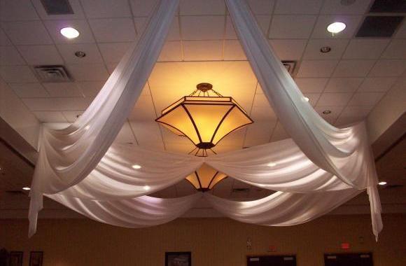 Ceiling Decor Ceiling Decor Wedding Decor Elegant Wedding Ceiling