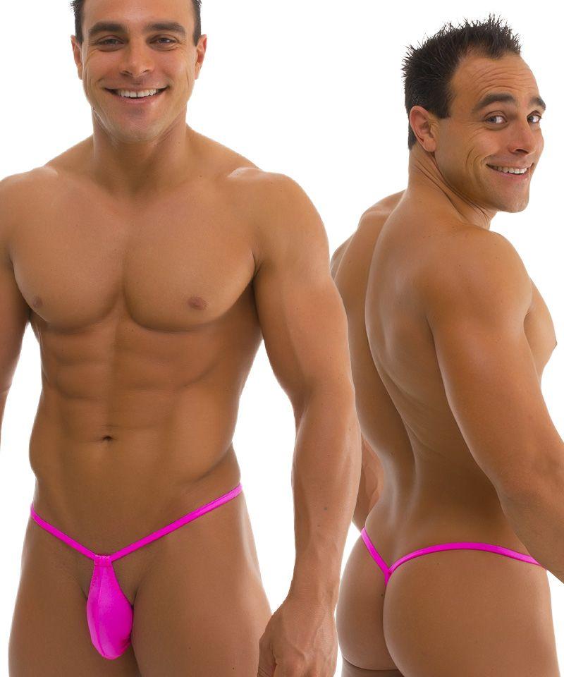 9f4b715163 Teardrop G String Swim Suit in Hot Pink | Men's Swimwear | Swimsuits ...