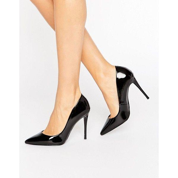 shoes, Pumps, Black high heel pumps