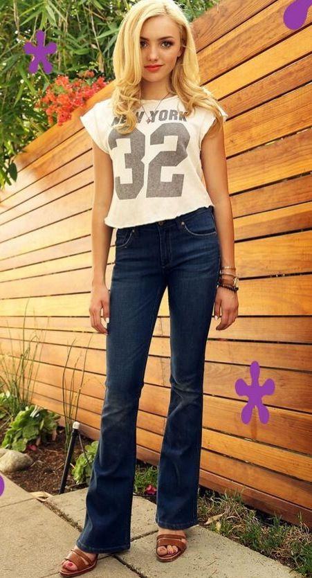 emma ros}peyton list mira la es bonita solo vístete como ella y ya sos ella   xxoxoxoxoxoox :)