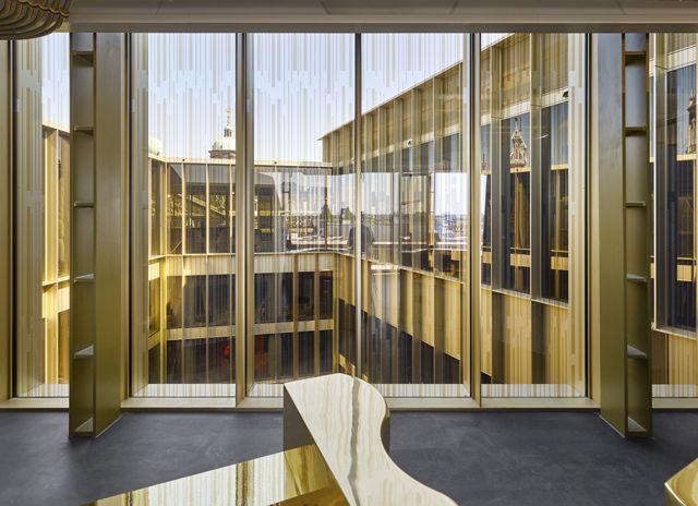 Het nieuwe W Hotel Amsterdam | ELLE Decoration NL