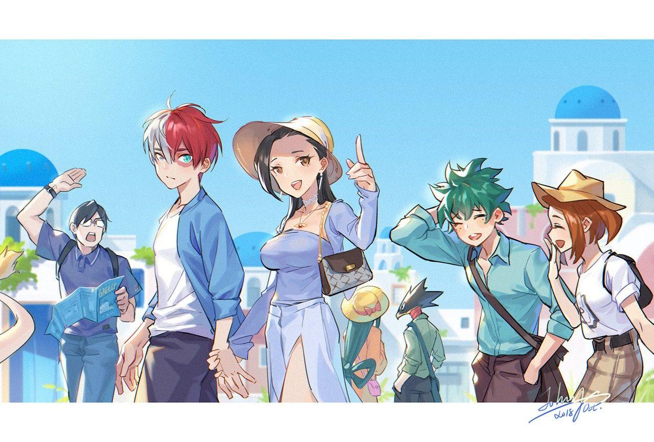 Pin By Kj On Shouto Todoroki And Momo Yaoyorozu Todomomo My Hero Hero My Hero Academia Shouto