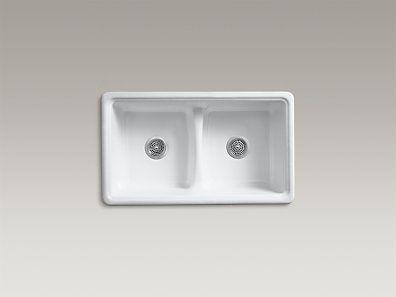 K 5838 Deerfield Top Mount Kitchen Sink Top Mount Kitchen Sink