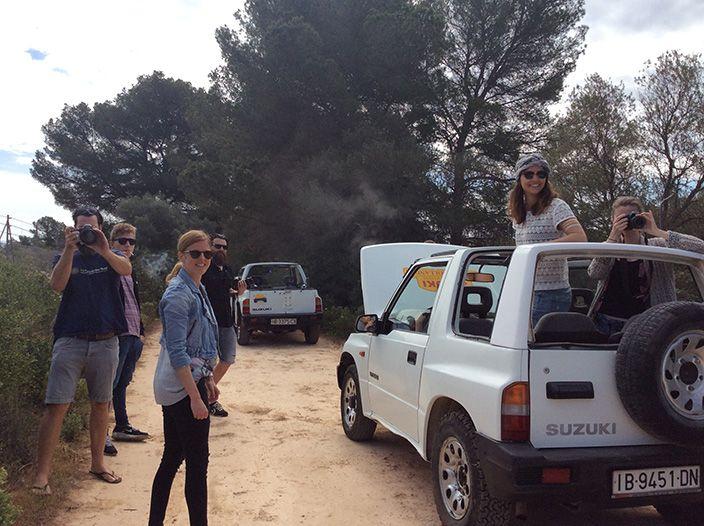 Jeep Safari, Jeep-Safari, Jeep, Jeeps, Mallorca, Arenal; Blogger event, Bloggers, Bloggers Event, Fashion Blogger, #ef_bloggerisland http://blog.ernstings-family.com/2015/06/jeep-safari/