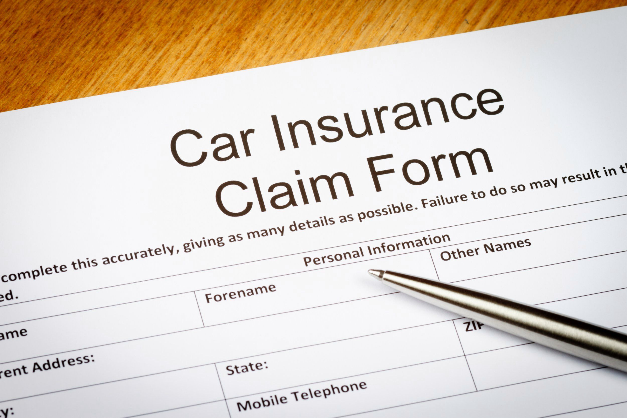 Best Way To Fill Car Insurance Claims (With images) Car