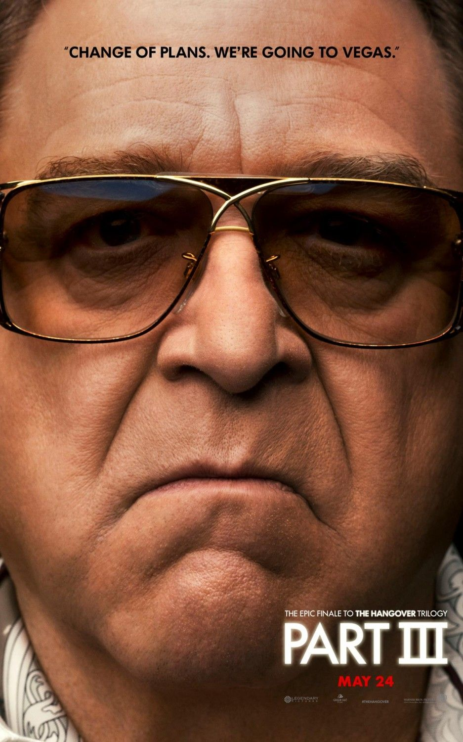 The Hangover Part Iii Gives John Goodman A Close Up In This New