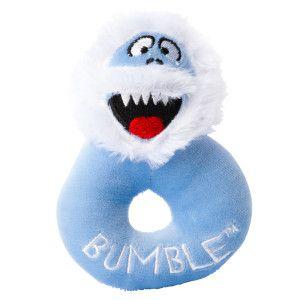 bumble dog toy