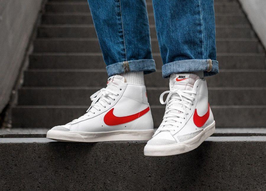 Nike Blazers Mid,Adidas et Nike Chaussure