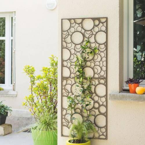 panneau decoratif jardin