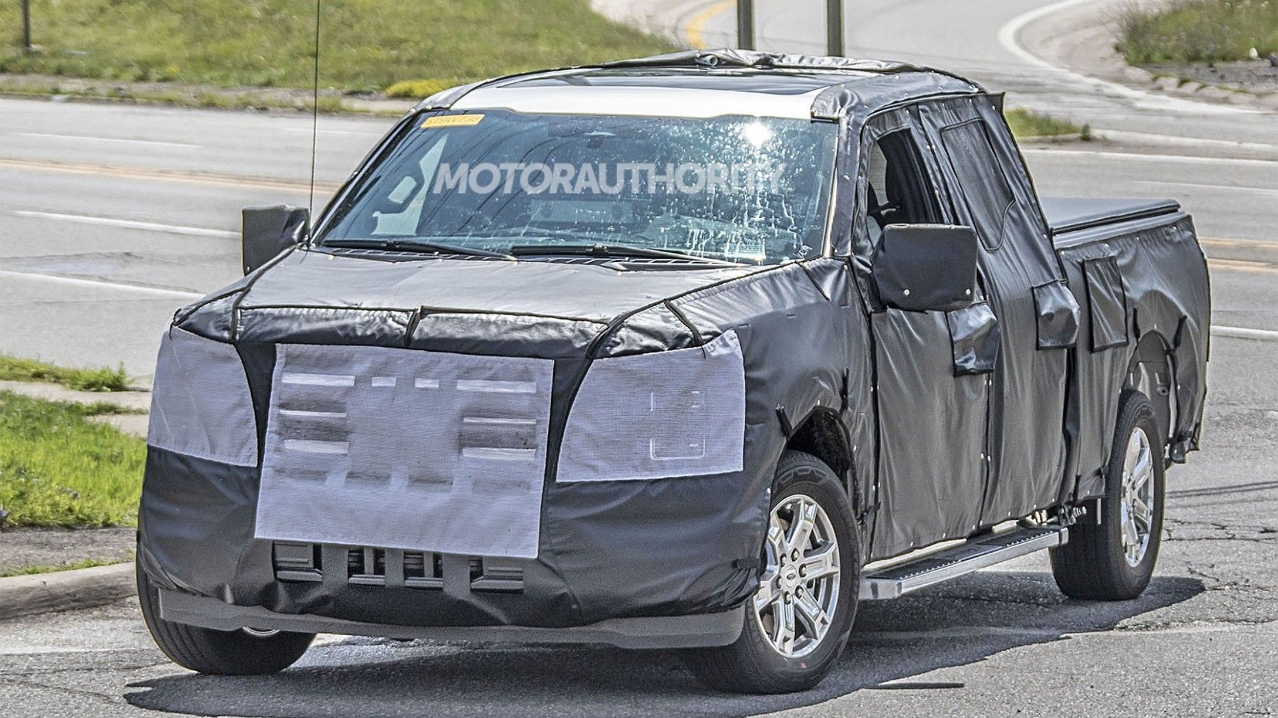 10 Outrageous Ideas For Your 2021 The Spy Shots Ford ...