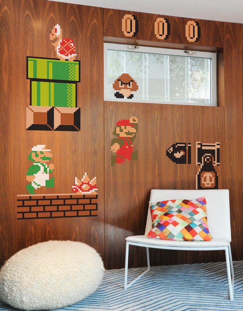 Super Mario Bros ReStik Super mario bros Mario bros and Mario