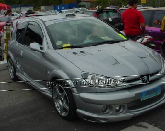 206 5 doors Peugeot usa - http://autotras.com   Auto   Pinterest ...