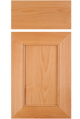 Mitered Cabinet Door with beaded inside edge, square outside edge ...