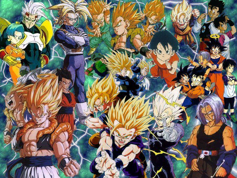 Fdragonballz Dragon Ball Z Cool Pics Dbz All Characters Beauty