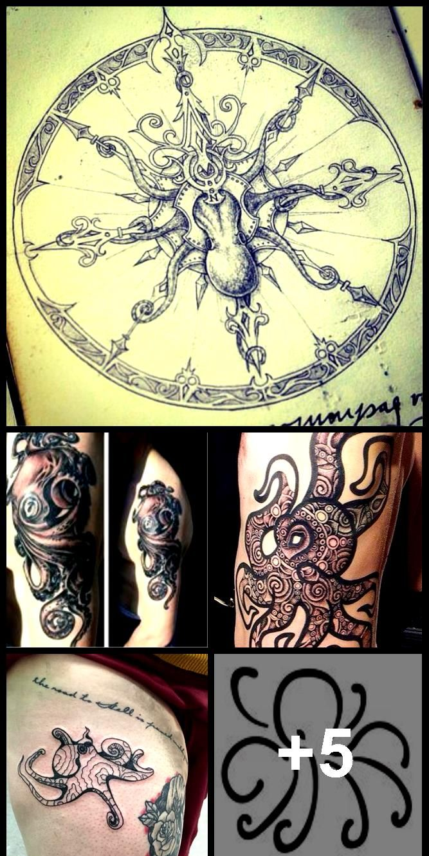 Photo of Little Octopus Tattoos – süße Designideen mit Bedeutungen // September 2019, #Bed …